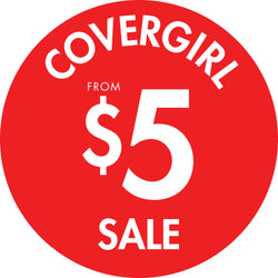 Brand name Covergirl Discount Cosmetics from $5