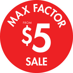 Brand name Max Factor Discount Cosmetics from $5