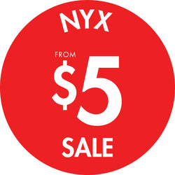 Brand name NYX Discount Cosmetics from $5