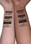 L'Oreal Brow Artist Maker Product Swatches