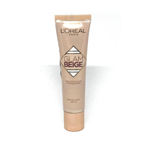 L'Oreal Glam Beige Healthy Glow Foundation Wholesale