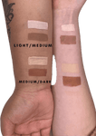 L'Oreal Infallible Sculpt Contouring Palette Product Swatches