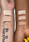 Maybelline Brow Precise Perfecting Highlighter Product Swatches