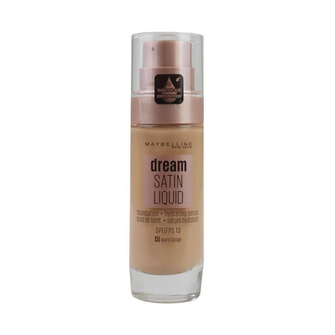 Maybelline Dream Satin Liquid Foundation Wholesale