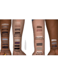 Maybelline Expert Wear Eyeshadow Quad Product Swatches