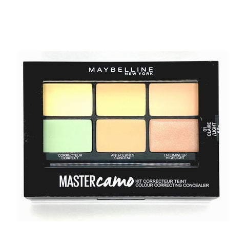 Maybelline Facestudio Master Camo Color Correcting Kit Wholesale