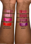 Maybelline Lip Studio Color Jolt Intense Lip Paint Product Swatches