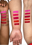 Maybelline Lip Studio Colourblur Matte Lipstick Pencil and Smudger Product Swatches