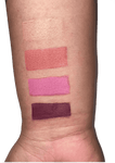 Maybelline Master Blush Color & Highlighting Kit Product Swatches
