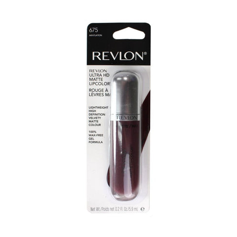 Revlon Ultra HD Matte Lipcolor Wholesale