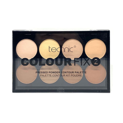 Technic Colour Fix Pressed Powder Contour Palette Wholesale