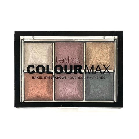 Technic Colour Max Baked Eyeshadows Wholesale