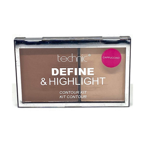 Technic Define & Highlight Palette Wholesale