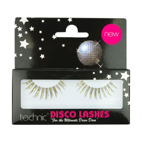 Technic Disco Lashes With Glue