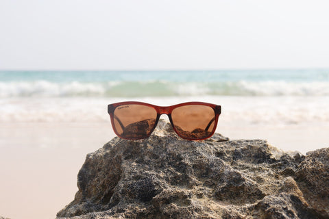 summer beach vacation sunglasses
