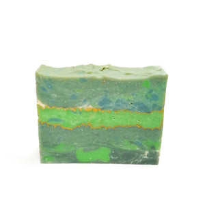 Green Jade Crystal Soap