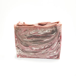 peppermint mocha soap