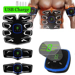 Electroestimulador abdominal fitness