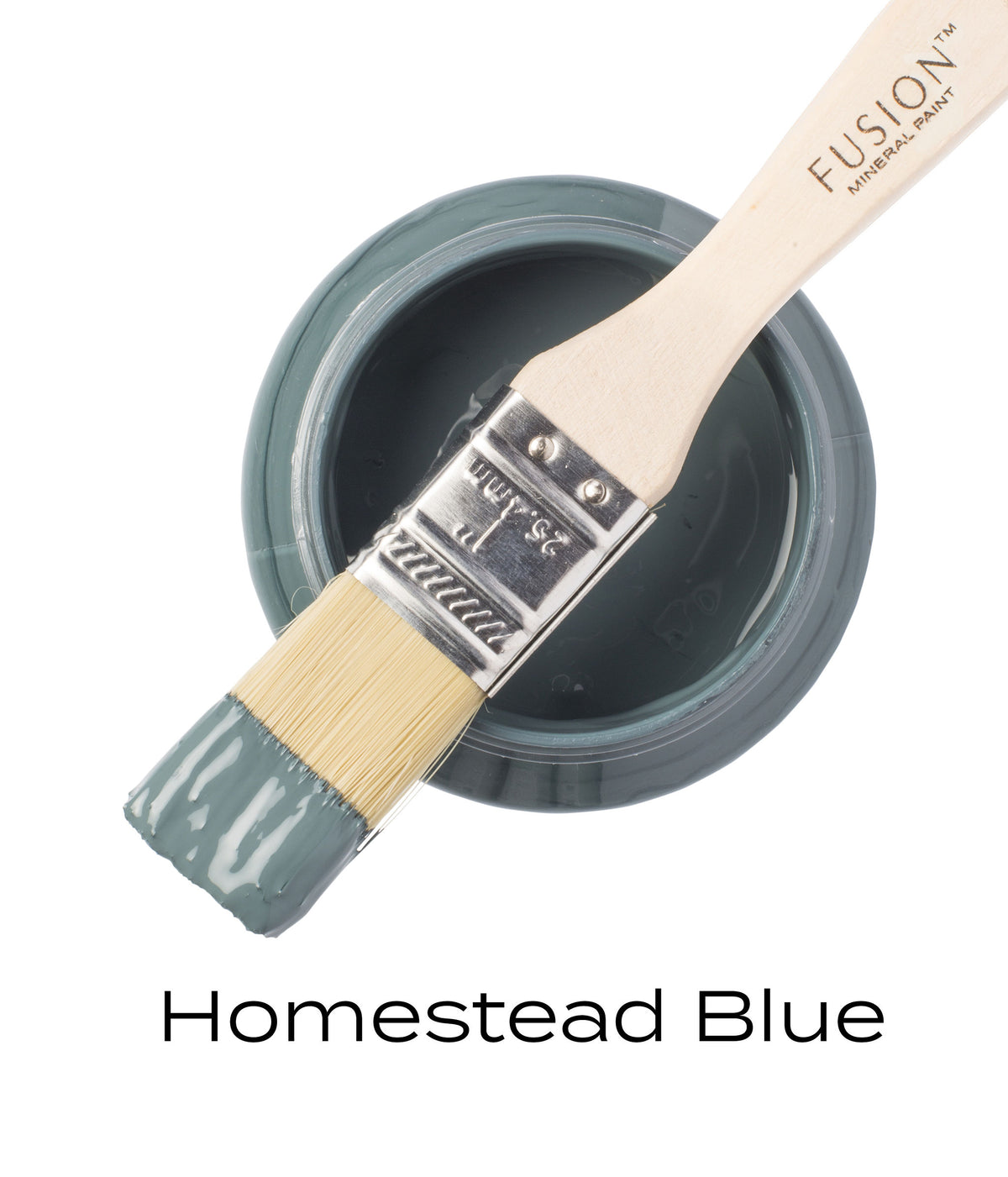 Homestead Blue-Fusion Mineral Paint
