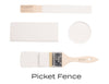 Picket Fence- Fusion Mineral Paint