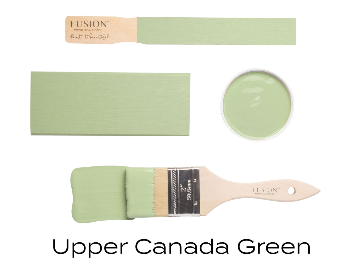 Upper Canada Green- Fusion Mineral Paint