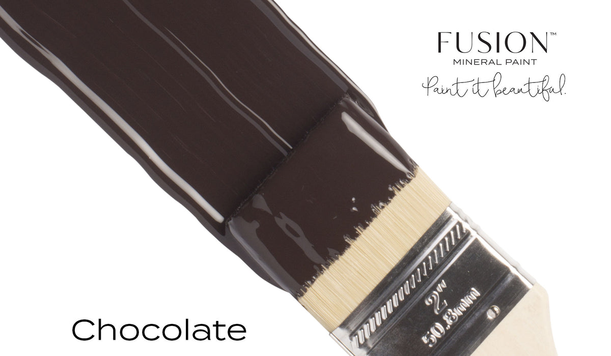 Chocolate-Fusion Mineral Paint