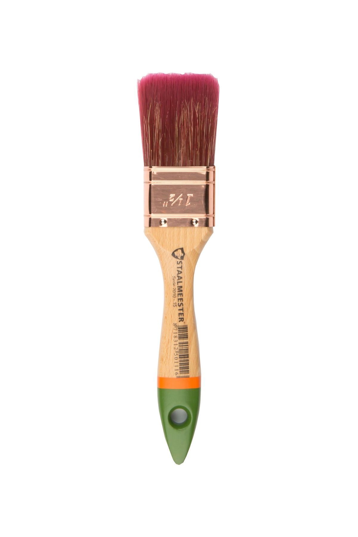 Staalmeester Brushes-Flat