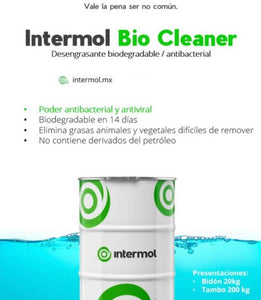 Desengrasante Biodegradable- Bio Cleaner