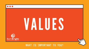 Values: What Makes You, You? Senior High School