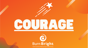 Courage: Be Brave, No Matter the Challenge - Primary