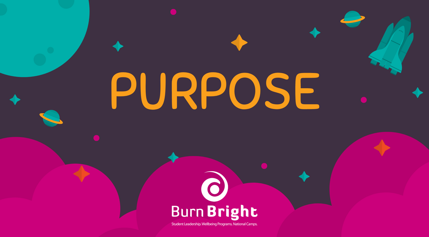 Purpose: The Driving Force - Primary