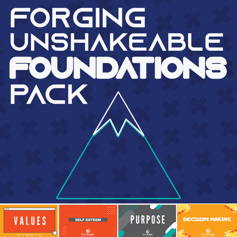 Highschool Forging Unshakable Foundations Pack