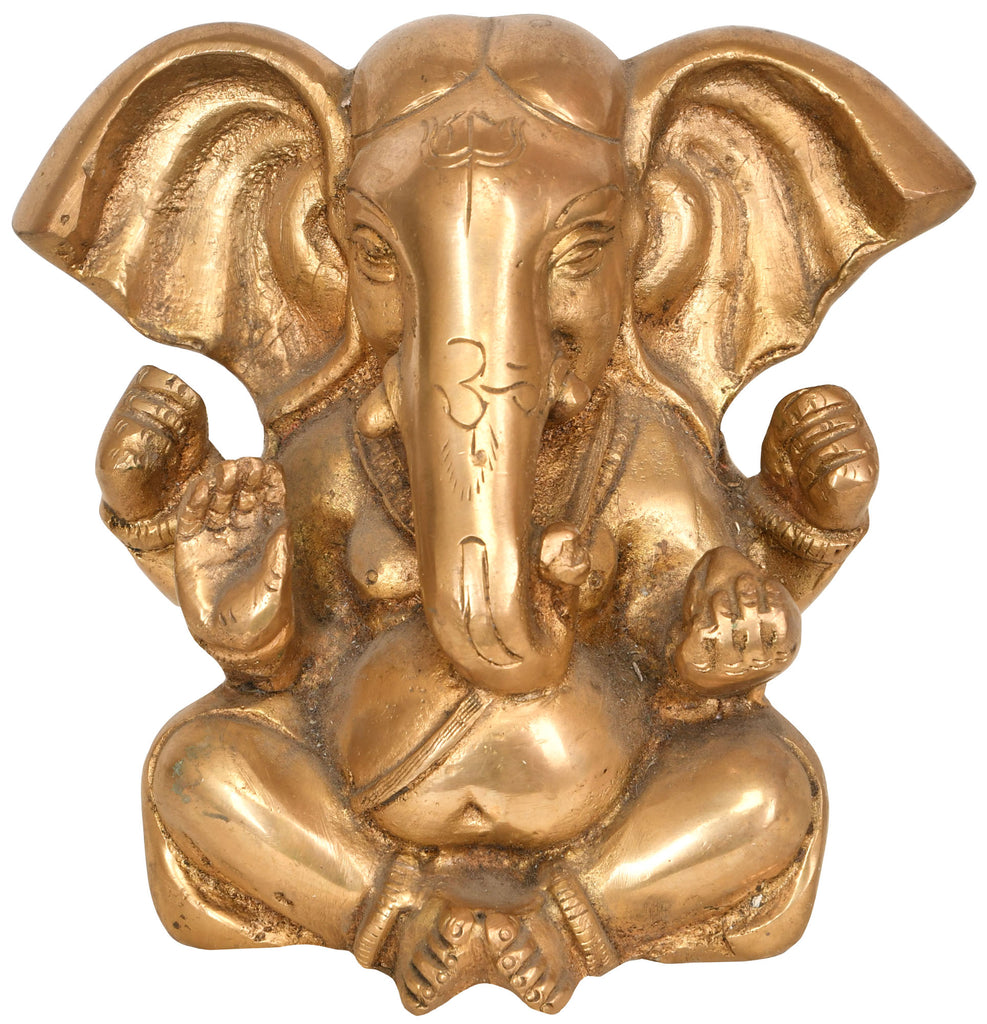 Ganesha with Large Ears