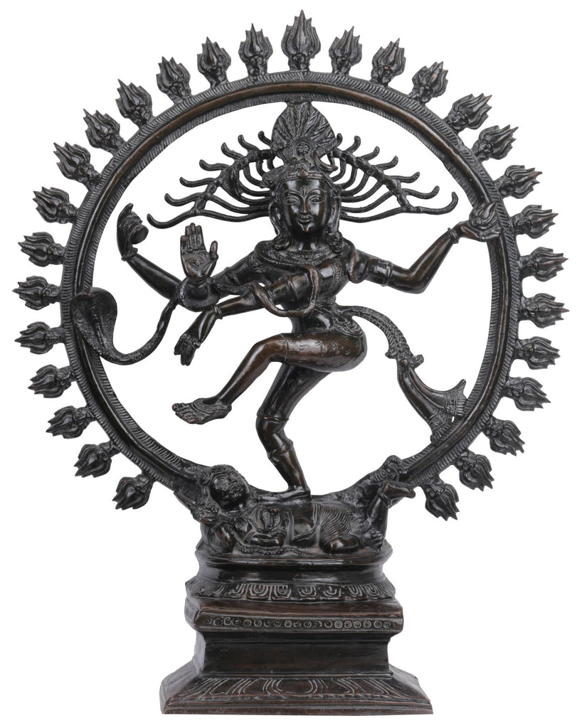 Nataraja as Kala