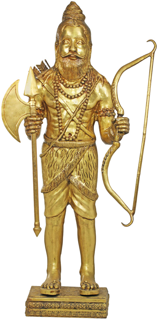 Large Size Parashurama - The Sixth Avatar of Vishnu