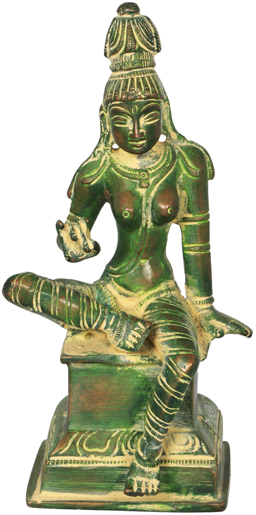 Parvati in Lalita Roop: Beauteous Aspect