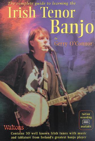 Hal Leonard Irish Tenor Banjo Book