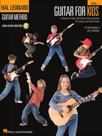 Guitar for Kids Hal Leonard Guitar Method