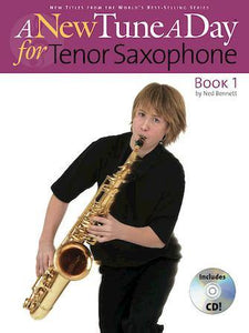 A New Tune A Day for Tenor Saxophone -Book 1
