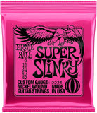 Ernie Ball Slinky Series Nickel Wound Electric Guitar Strings