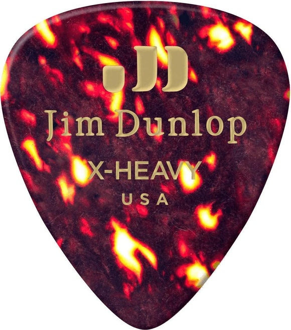 Dunlop Shell Classic Player Pack Picks Thin 12-Pack 483P-05-T