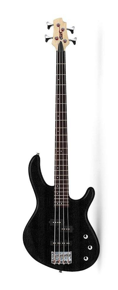 Cort Action PJ Open Pore Electric Bass Guitar