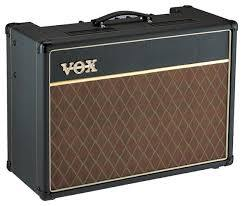 "Vox AC15C1 - 15-watt 2-channel All-tube 1x12"" Guitar Combo Amplifier with Tremolo and Reverb"