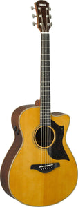 YAMAHA AC5R VN ELECTRIC ACOUSTIC GUITAR