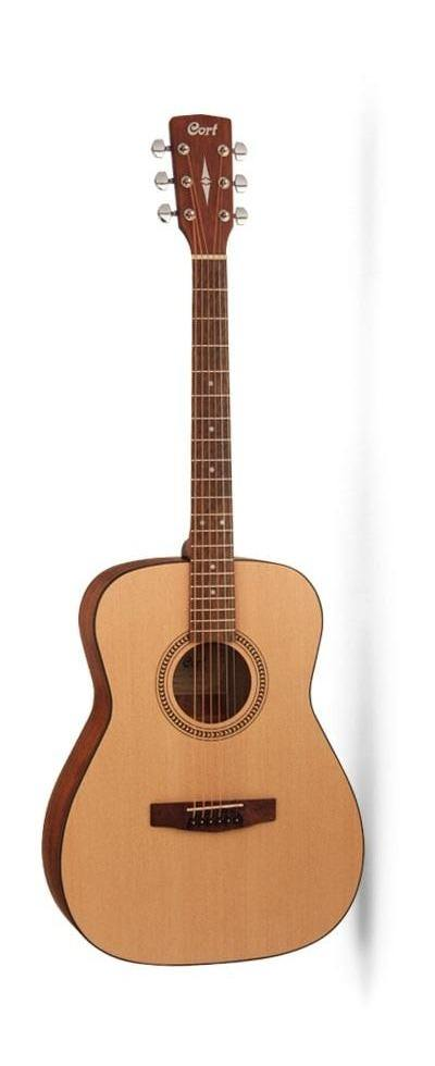 Cort Easy Play AF505 Acoustic Guitar, Open Pore