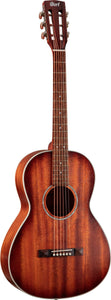 Cort Standard Series AP550M All Mahogany Acoustic Guitar, Open Pore