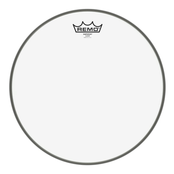 Remo 13 Inch Emperor Clear Batter Drum Head BE-0313-00