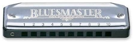 Suzuki BluesMaster Diatonic 10 Hole Harmonica SU-MR250