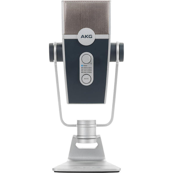 AKG Lyra Ultra-HD Multimode USB Condenser Microphone