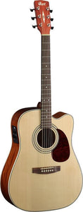 Cort MR500E-NT Acoustic Electric Guitar